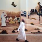 Modern Wall Murals Griffith In Dubai UAE