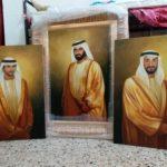 Oil painting on canvas in dubai UAE