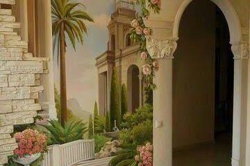 Murals Griffith Art