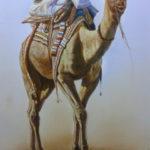 Modern oil painting on canvas in dubai UAE