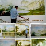 Modern Wall Murals Griffith Art In Dubai UAE