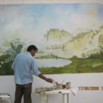 Modern Wall Murals Griffith Art In Dubai UAE